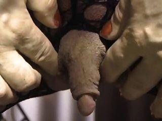colette und ihre enorme aufrecht Klitoris
