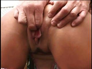 mia ältere anal get Schwanz in ihrem Arschloch troia culo