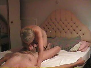 Älteres Ehepaar Spaß 4