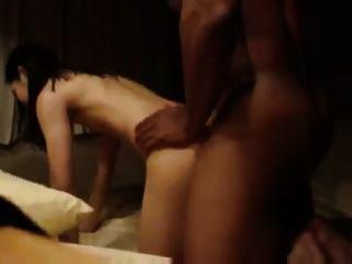 Mann machen einen Film, während seine Frau Sex mit bbc hat