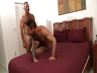 heiße reife Männer gute Sex - maduros transando gostoso