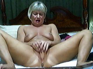 hot blonde reife auf cam 2