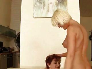 reifen und jungen lesbischen