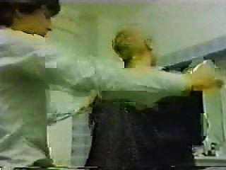 schmutzigen Kopf (das schlechte Frau) Deutsch Strafe Rasieren