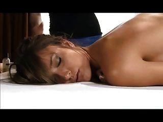 sensationell lesbische Massage