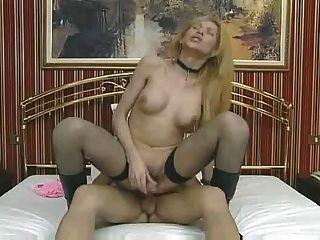 anal italienischen Babe Shemale