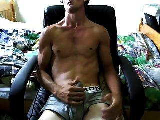 fucking hot getönten Mann mehrere Male Cumming