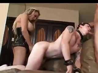 bisexuell sie ist der Chef in diesem Vid