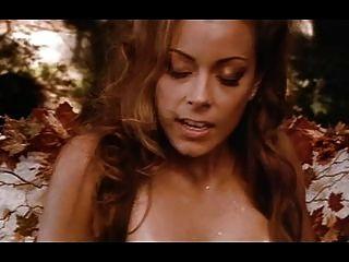 Fantasie lesbischen Dreier im Wald (feat jenna)