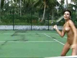 magst du Tennis?