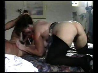 sexy mom n114 haarige anal reife Milf mit einem jungen Mann