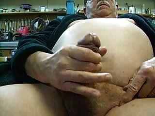 Rucken eine schöne Ladung Sperma aus