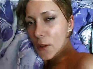 hausgemachten Sex-Tape Mädchen mit großen Titten