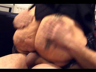 Big Butt reifen - kurvige - fetten Arsch - Beute - Hündchen