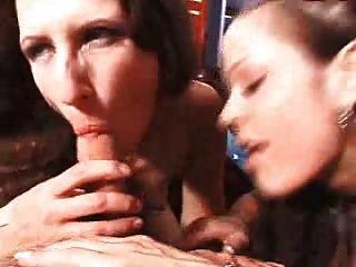 2 Prostituierte Huren und 1 lucky guy
