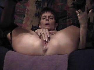 ältere Dame Orgasmus