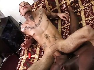 hot interracial tattools dampfigen ficken
