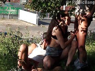 Sex in der Öffentlichkeit echten Penner Sex in der Öffentlichkeit Straße Teil 1