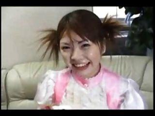japanische Öffentlichkeit Gesichts + special essen