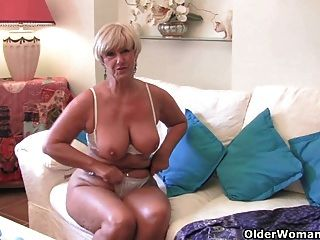 Top 3 britische Omas auf xhamster