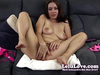 Lelu Liebe riechend Fetisch Muschi Arschloch Füße