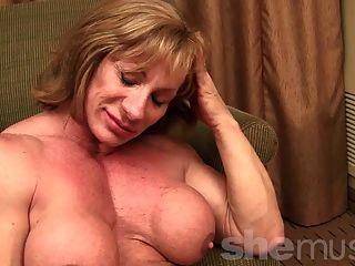 reifen Muskel showoff