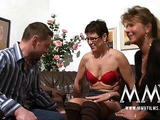 mmv Filme durchstochen reife Frau bekommt Hahn
