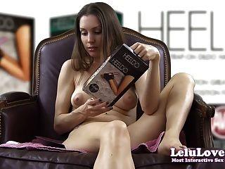 Lelu Liebe-Prüfung heeldo Fuß Dildo