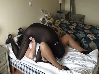 Sex mit meiner Strumpfhose gf Teil 2 von 3