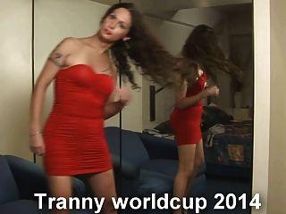 Tranny worldcup 2014 mit nikki Börse