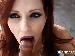 kanadisches Mädchen lieben Sperma! shanda fay!