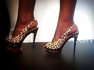 die schönsten schwänze bdsm high heels