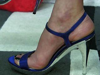 Schuhe baumeln
