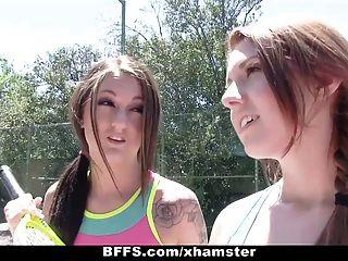 bffs - Tennis Sommercamp Schlampen!