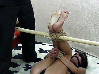 bastinado Fuß Folter