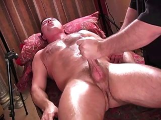 intensiven Orgasmus von Wichsen
