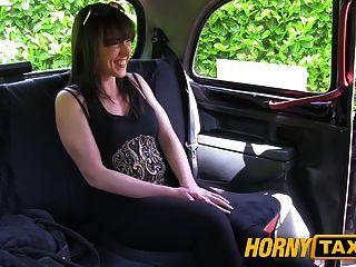 hornytaxi verheiratete Frau nimmt eine gute harte fucking