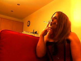 sexy bitch Rauchen