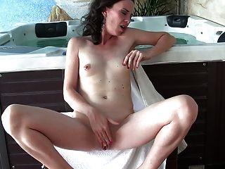 die perfekte Frau - hot Masturbation