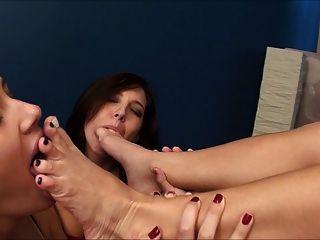 Ich möchte Füße - der Chef