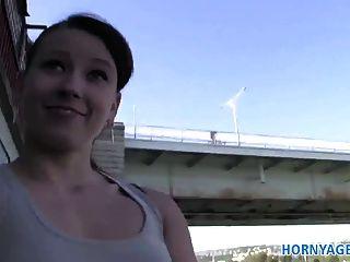 hornyagent sexy Fitness-Trainer für Geld ficken