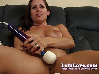 Lelu Liebe-Live-Show Vibrator Masturbation Chat