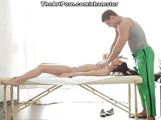 aufgeregt Fantina tiefe Vagina Massage und abspritzen bekommen