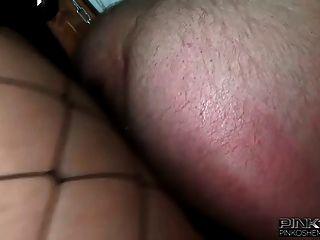 pinkoshemales Transvestiten Polizist wird in den Arsch gefickt