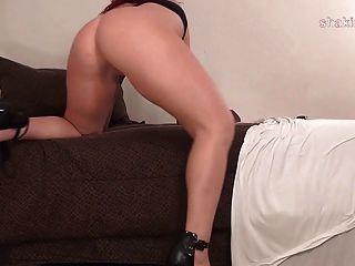 Beine und heilt Blase Butt latina