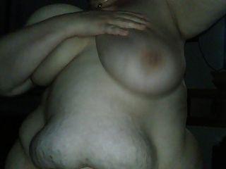 pr jew Milf bbw riesigen Titten spielen!