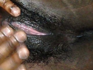 Mädchen nass