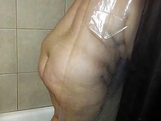 mich in der Dusche