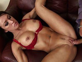 40-jährige sexy Frau mag Sex