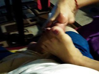 asiatische foot